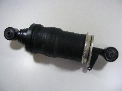 00090689 - Fülke légrugó első TGA sima 340-380mm O/O 215x215