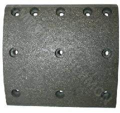 00004582 - Fékbetét dobfék 215x215